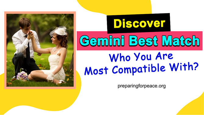 Discover Gemini Best Match: Who You Are Most Compatible With?