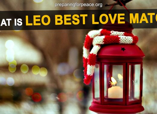 What Is Leo Best Love Match