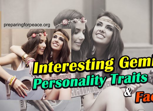 Interesting Gemini Personality Traits & Facts