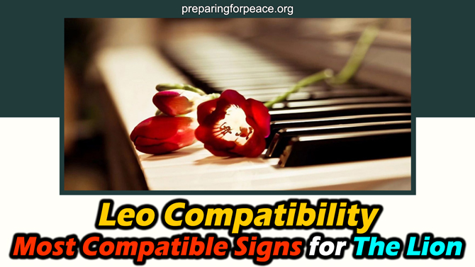 A Glance at Leo 2021 Love Compatibility