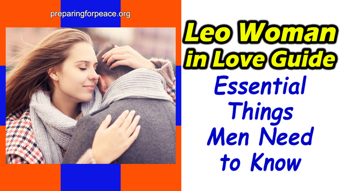 Leo Woman In Love Guide