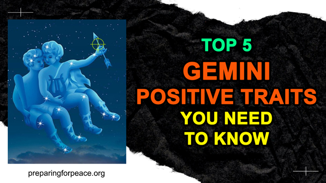 Top 5 Gemini Positive Traits You Need To Know