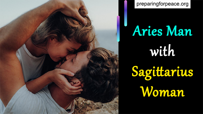 Aries Man with Sagittarius Woman: Are They Really Soulmates?