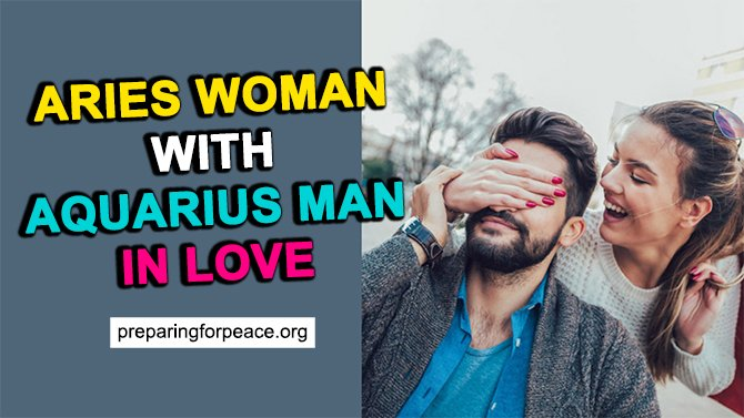 Aries Woman with Aquarius Man in Love: Great Match or Not?
